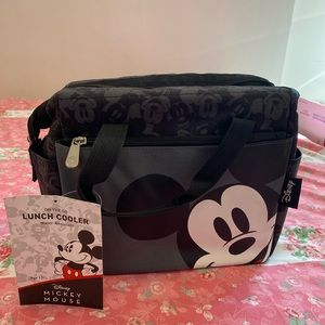 Water Resistant Disney Micky Mouse Lunch Cooler